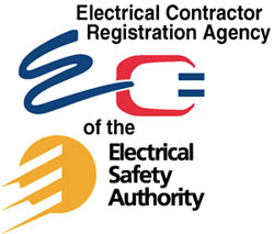 ECRA/ESA logo